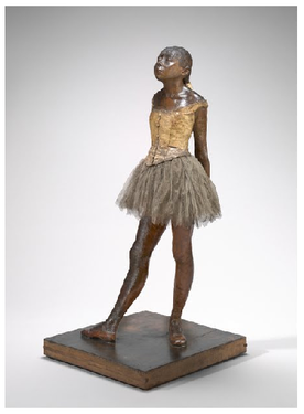 Sculpture Degas